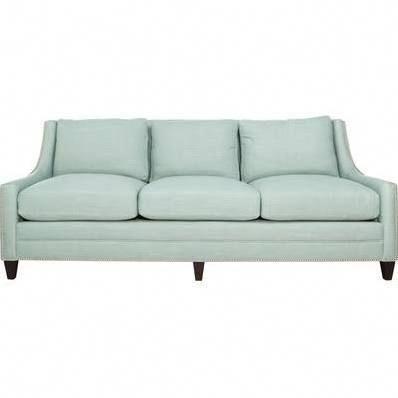 Seafoam Green Leather Sofa Zef Jam