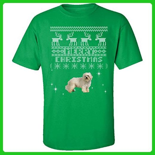 Bolognese Dogs Merry Christmas Ugly Sweater - Adult Shirt 5xl Irish