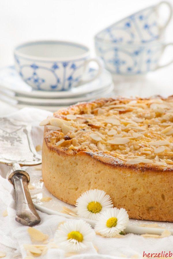 Nordfriesischer Apfel Schmand Kuchen Rezept Rezept Lika