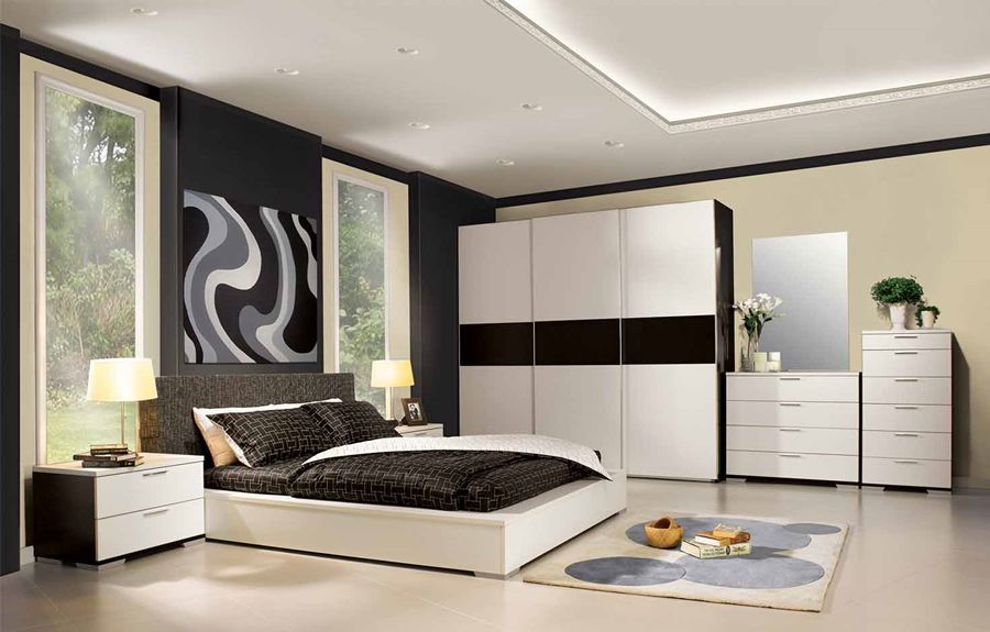 Top 24 Examples Of Modern Bedroom Designs Modern Luxury Bedroom