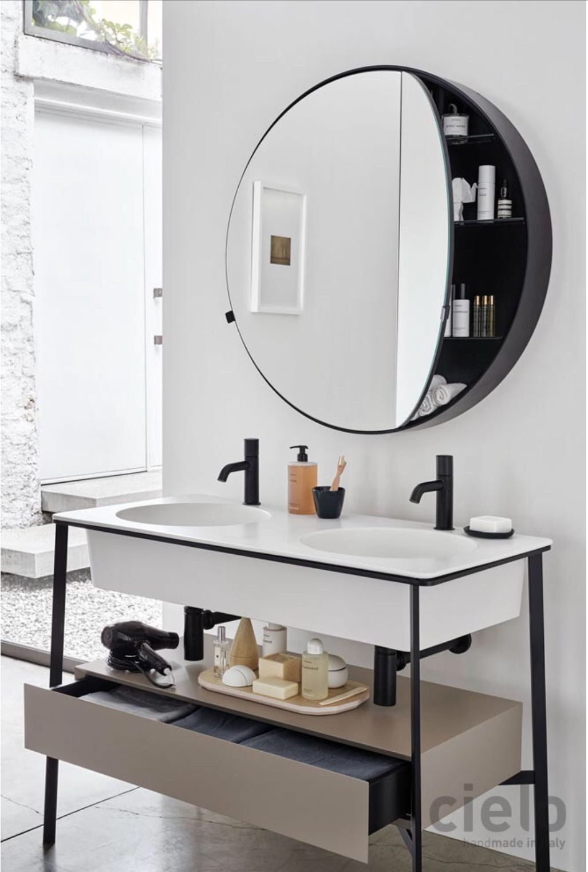 Contemporary Glass Vanity By Antonio Lupi   Brillante | Modern House  Design, Vanities And Contemporary