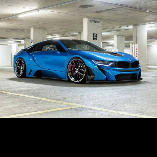 Now This Is How Every Bmw South Africa I8 Should Look Like This