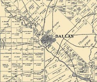 Old Dallas Map.Old Map Of Dallas Google Search Dallas In 2019 Map Dallas