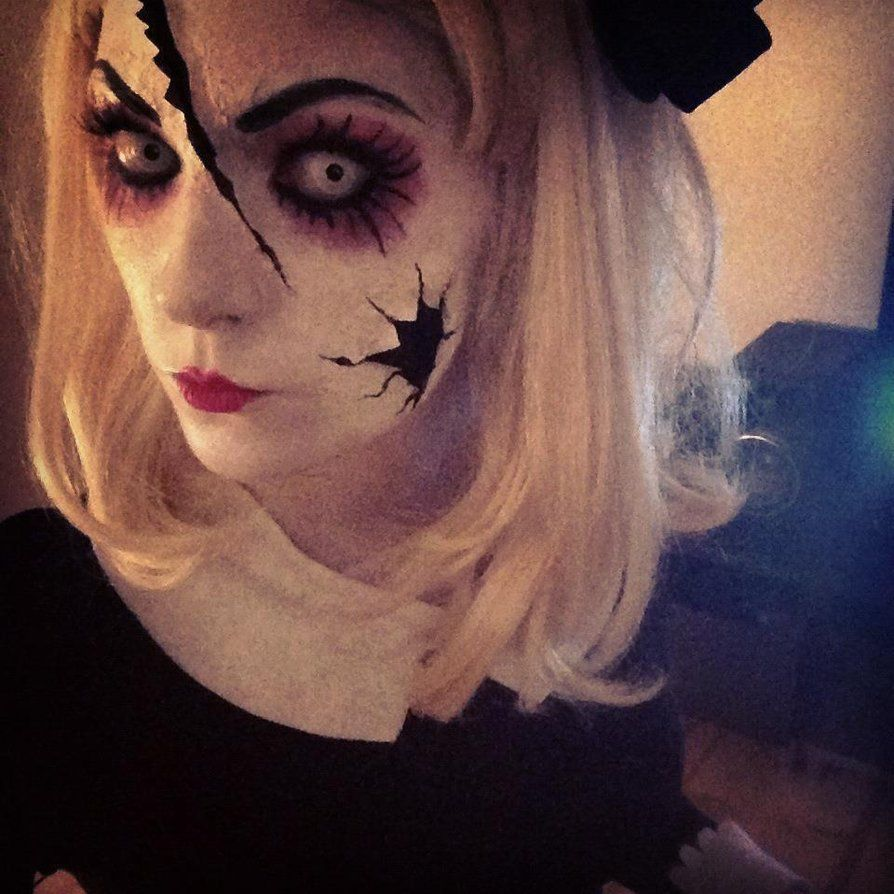 Halloween Makeup | Halloween Costume Ideas | Pinterest | Porcelain ...