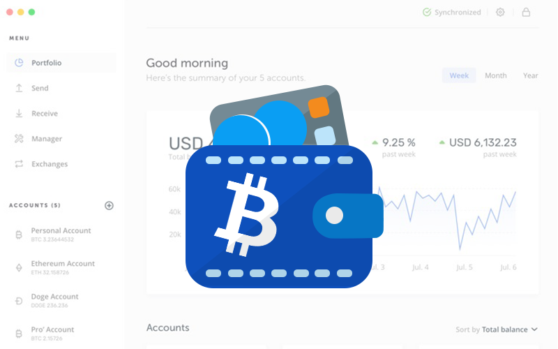 cryptocurrency wallet types