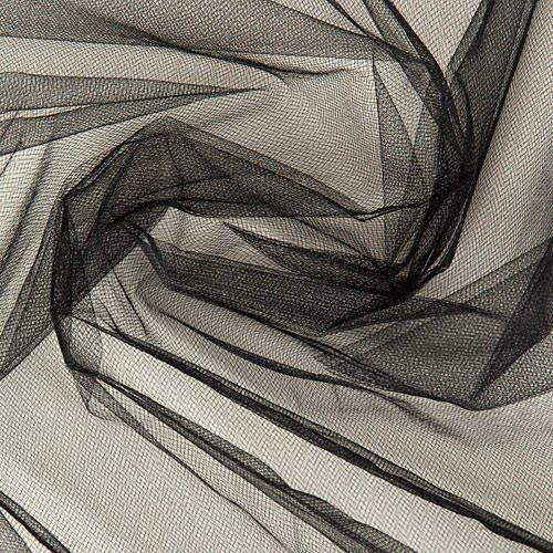 RED Tulle Bridal Veiling Fabric Wedding Bridal Veil Tutu Netting 280cm wide
