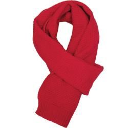 Photo of Soft knitted scarf in Carlo Colucci style Carlo Colucci