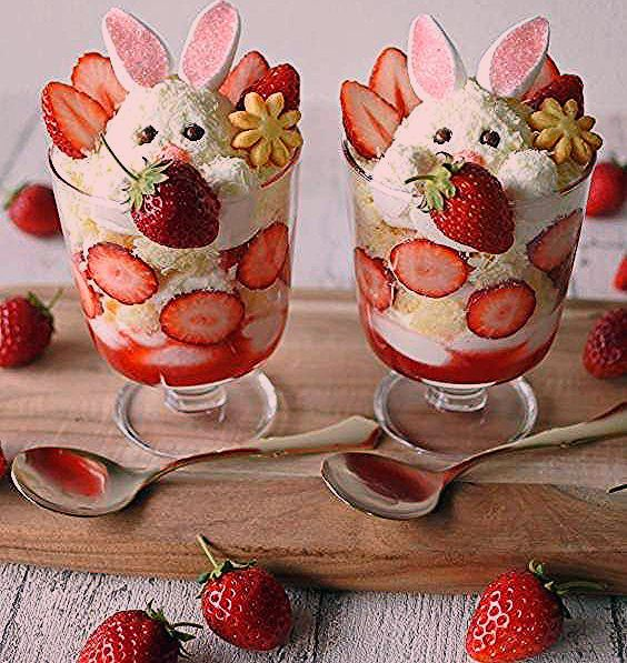 Photo of Cute Easter Desserts Recipes that are too endearing to be eaten – Hike n Dip