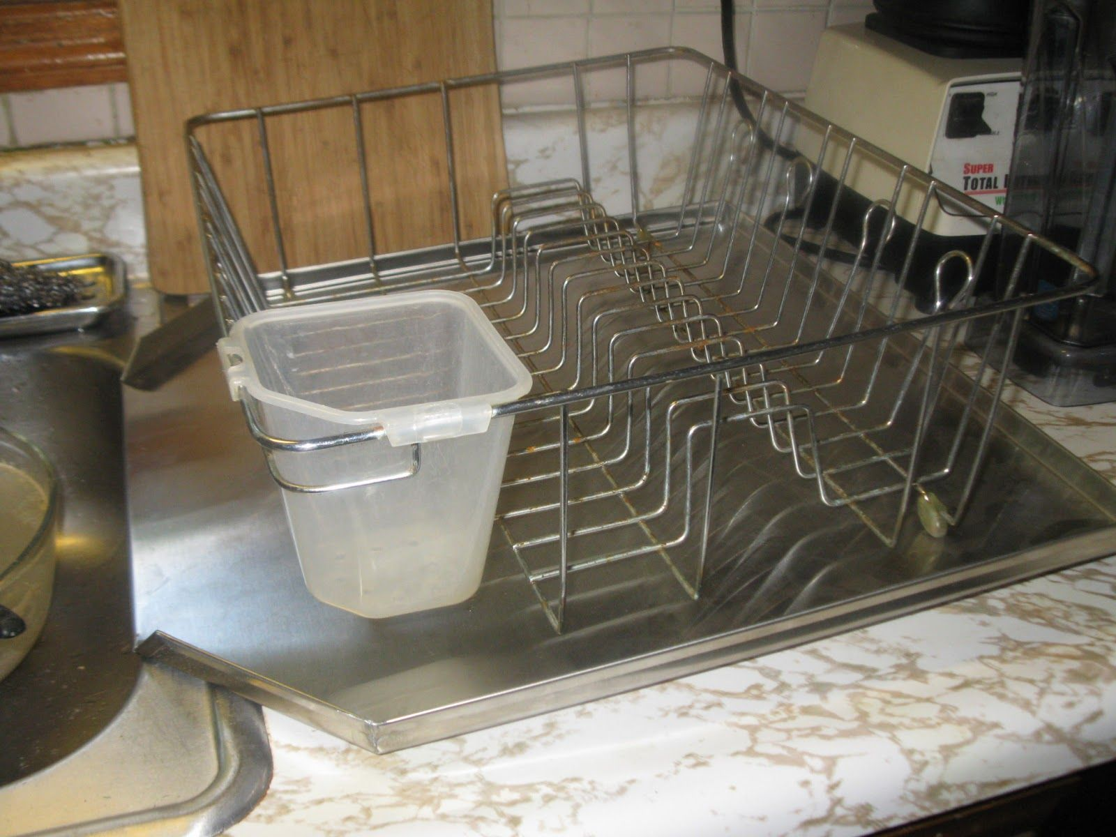Perfect At Last I Found A Source For A Stainless Steel Dish Drainer Board. I LOVE  This Thing. If You Are A Hand Dish Washer, Like Me,... | Pinterest | Disu2026