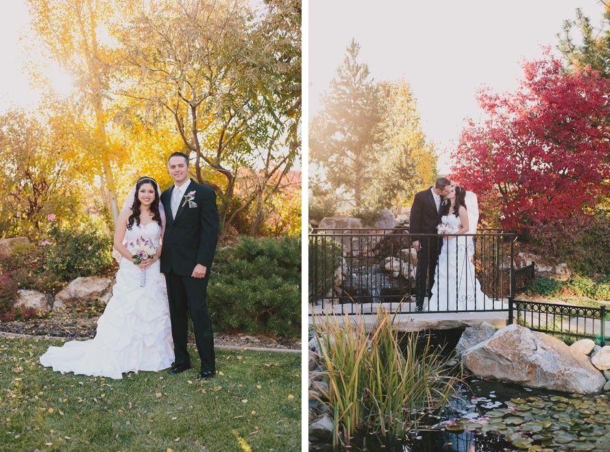 Fall Stonebrook Manor Wedding