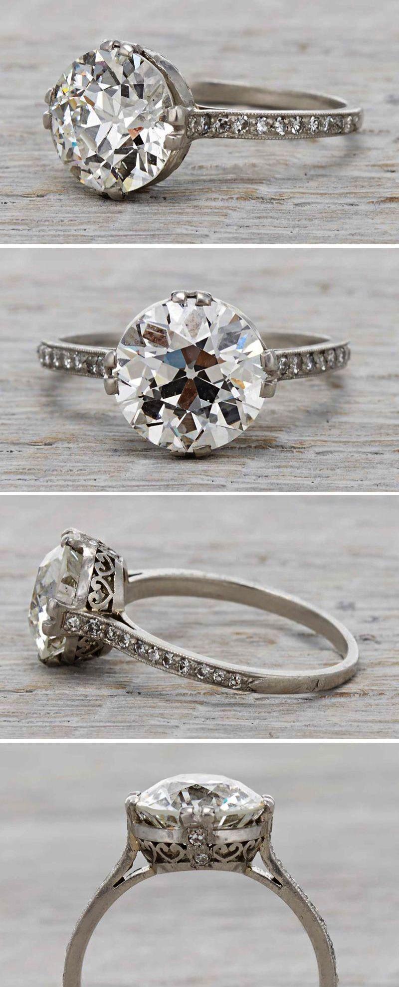 Breathtaking Antique Art Deco Engagement Rings For Sale Twitter Art Deco Engagement Ring Deco Engagement Ring Vintage Engagement Rings