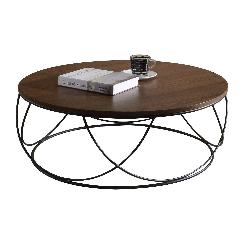 Makana Round Coffee Table 80cm Circle Coffee Tables Coffee Table Coffee Table Size [ 1500 x 1500 Pixel ]