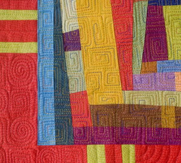 Go Beyond Simple Stippling For Stunning Freestyle Quilting ... : how to stipple quilt by machine - Adamdwight.com