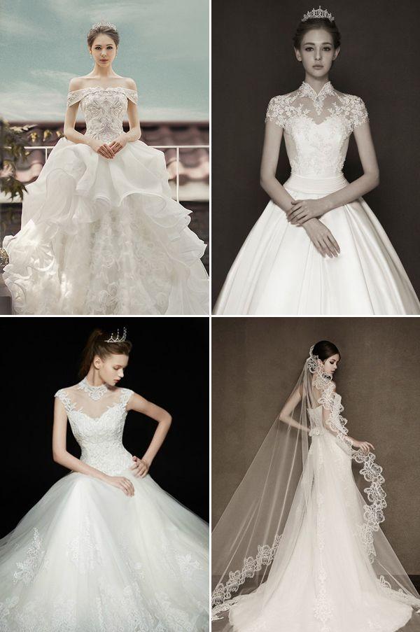 Dreamy Sophistication Top 10 Korean Wedding Dress Brands We Love