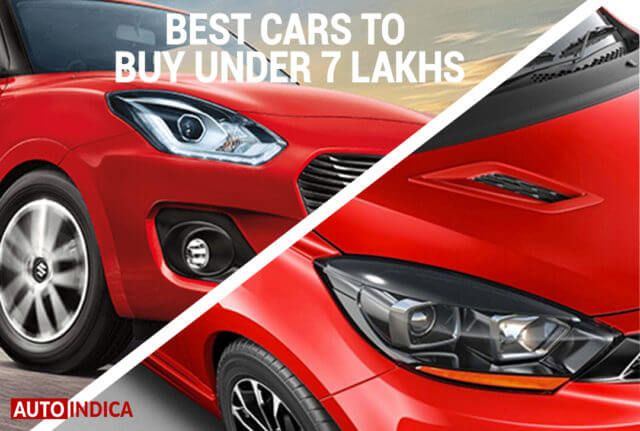 The List Of Best Cars Under 7 Lakhs Includes Some Exciting Models The Swift Kwid Santro Are Among The Best Cars Und New Hyundai Top Cars Infotainment System