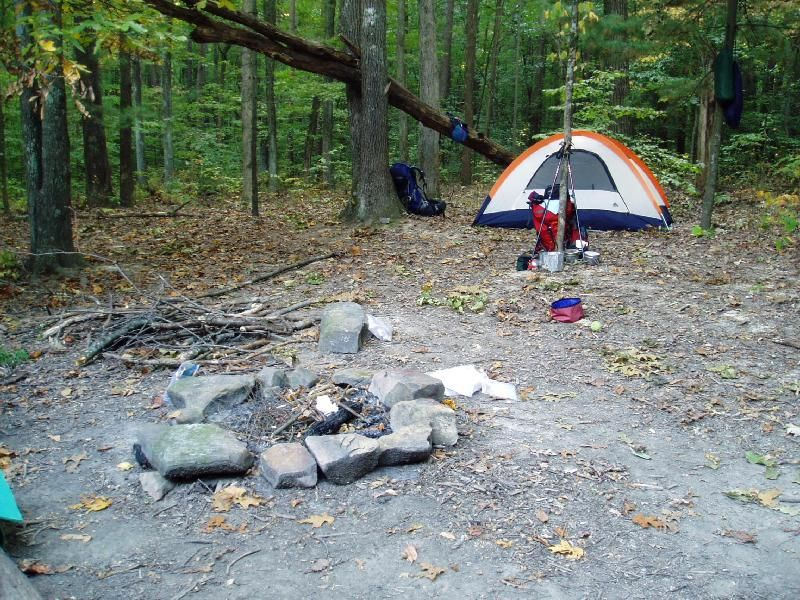 Wayne National Forest 3 Hour Drive Backpacking Includes