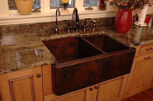 Kitchens · Farmhouse Sinks With Graniter Tops ...