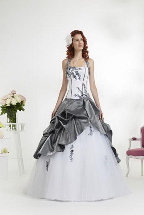 robe de mariee grise mode femme pinterest robe de mari e grise gris et mari e. Black Bedroom Furniture Sets. Home Design Ideas