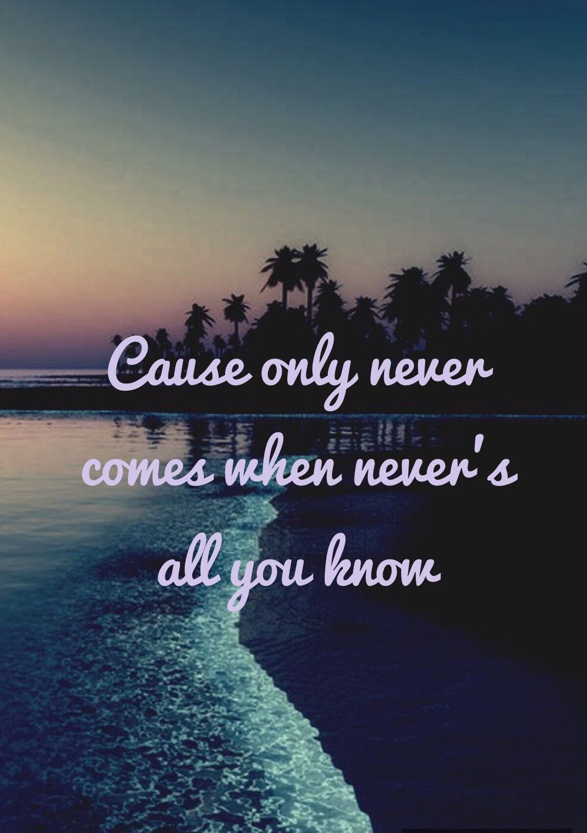 Never Know Why Dont We Song Lyrics Wallpaper LyricWallpaper WhyDontWe