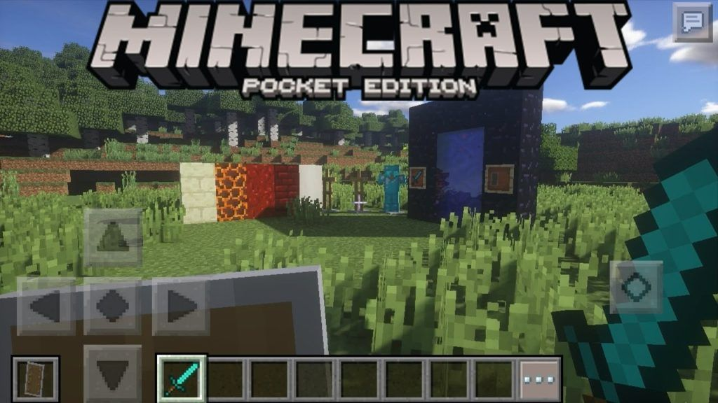descargar minecraft pocket edition gratis para tablet android
