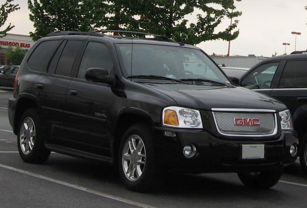GMC Envoy Denali  GMC  Pinterest  SUVs