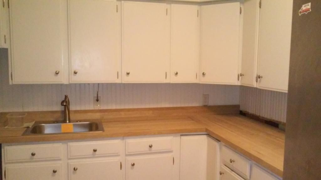 1 1 2 X 25 X 8 Builder Oak Countertop Williamsburg Butcher Block Co Lumber Liquidators Countertops Butcher Block Oak