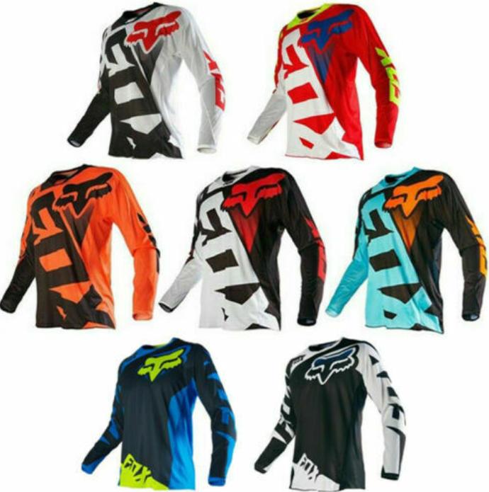 Fox Racing 180 Race Jersey Men/'s Motocross//MX//ATV//BMX//MTB Dirt Bike