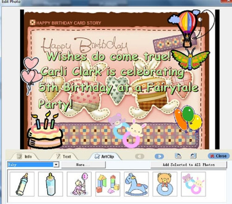 Handmade Birthday Invitation Card Photo Editor Check More At Cardpedia