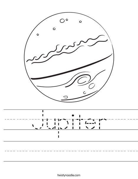 Jupiter Worksheet Kindergarten Worksheets Solar System Worksheets Kindergarten Worksheets Printable