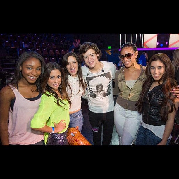 #fifthharmony #onedirection | Fifth Harmony | Pinterest