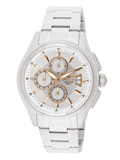 Unisex Specialty Stainless Steel Watch By Invicta Watches At Gilt Womens Designer Watches Invicta Watches Women Fashion Watches