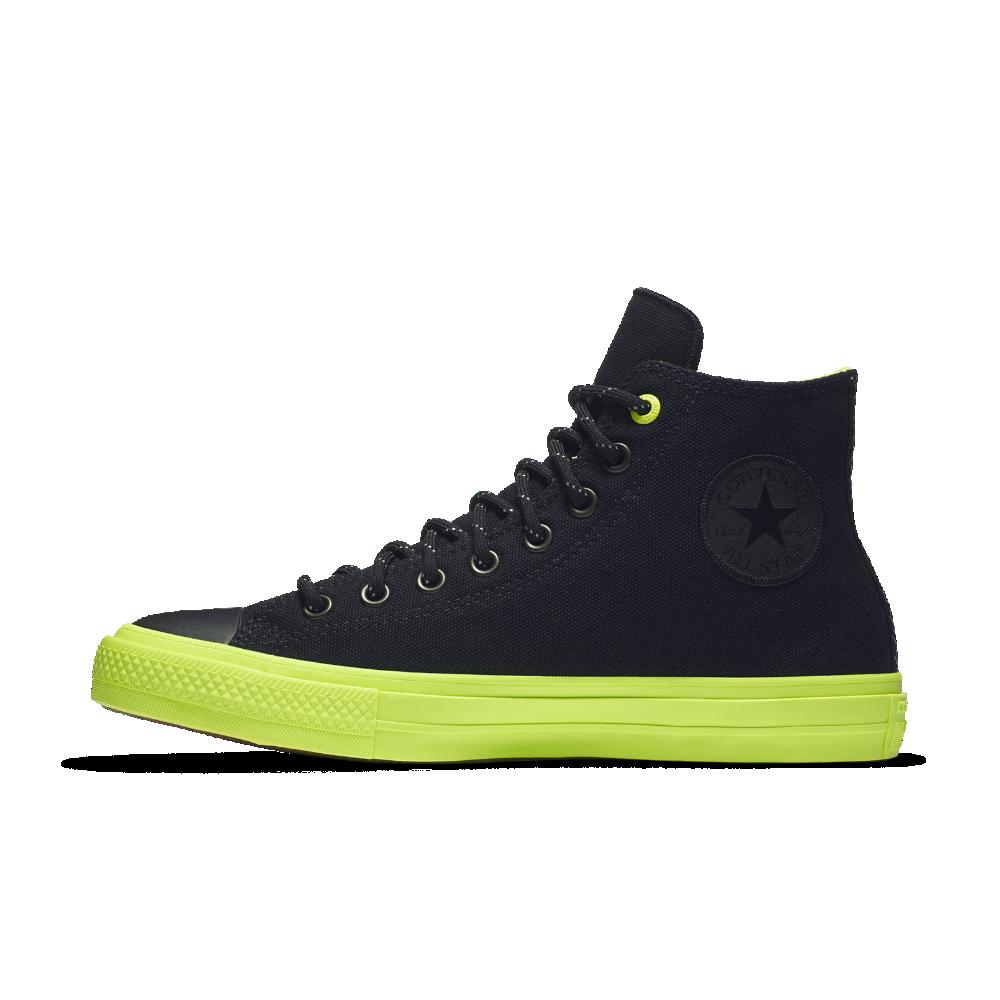 Converse Chuck II Shield Canvas High Top Shoe Size 11.5