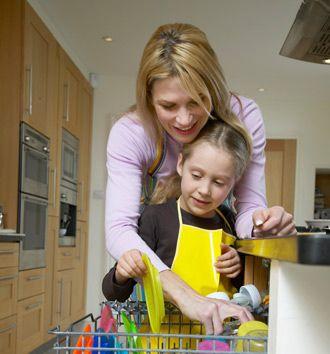 Tips for Choosing (or Making) a Natural Dishwasher Detergent