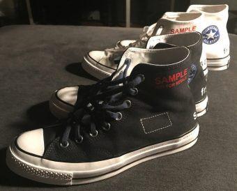 37e3a8795cba fragment design x Sacai x Converse Chuck Taylor – Sneaker Freaker ...