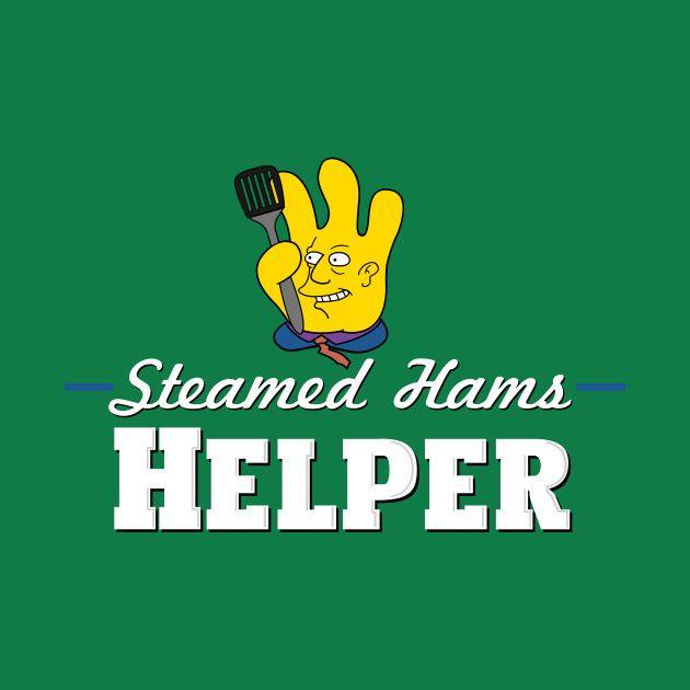 Steamed Hams Helper #simpsons #homer #bart #lisa #marge # ...