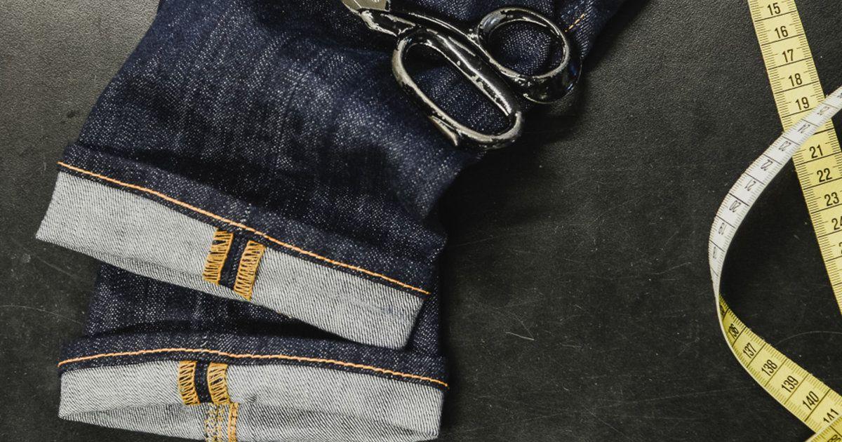 Met deze eenvoudige tip wordt je broek inkorten een fluitje