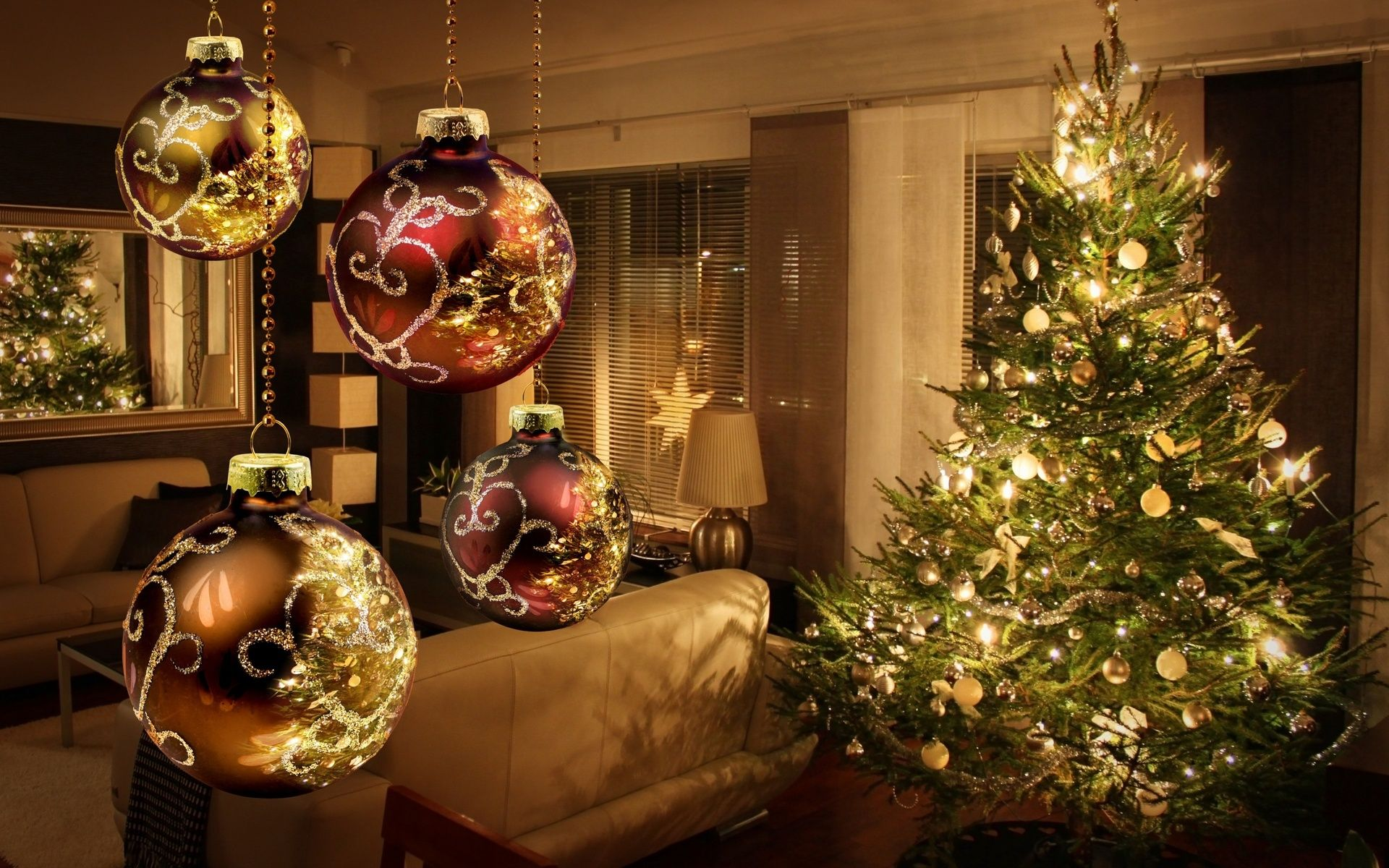 christmas scene | christmas wallpaper | pinterest | christmas