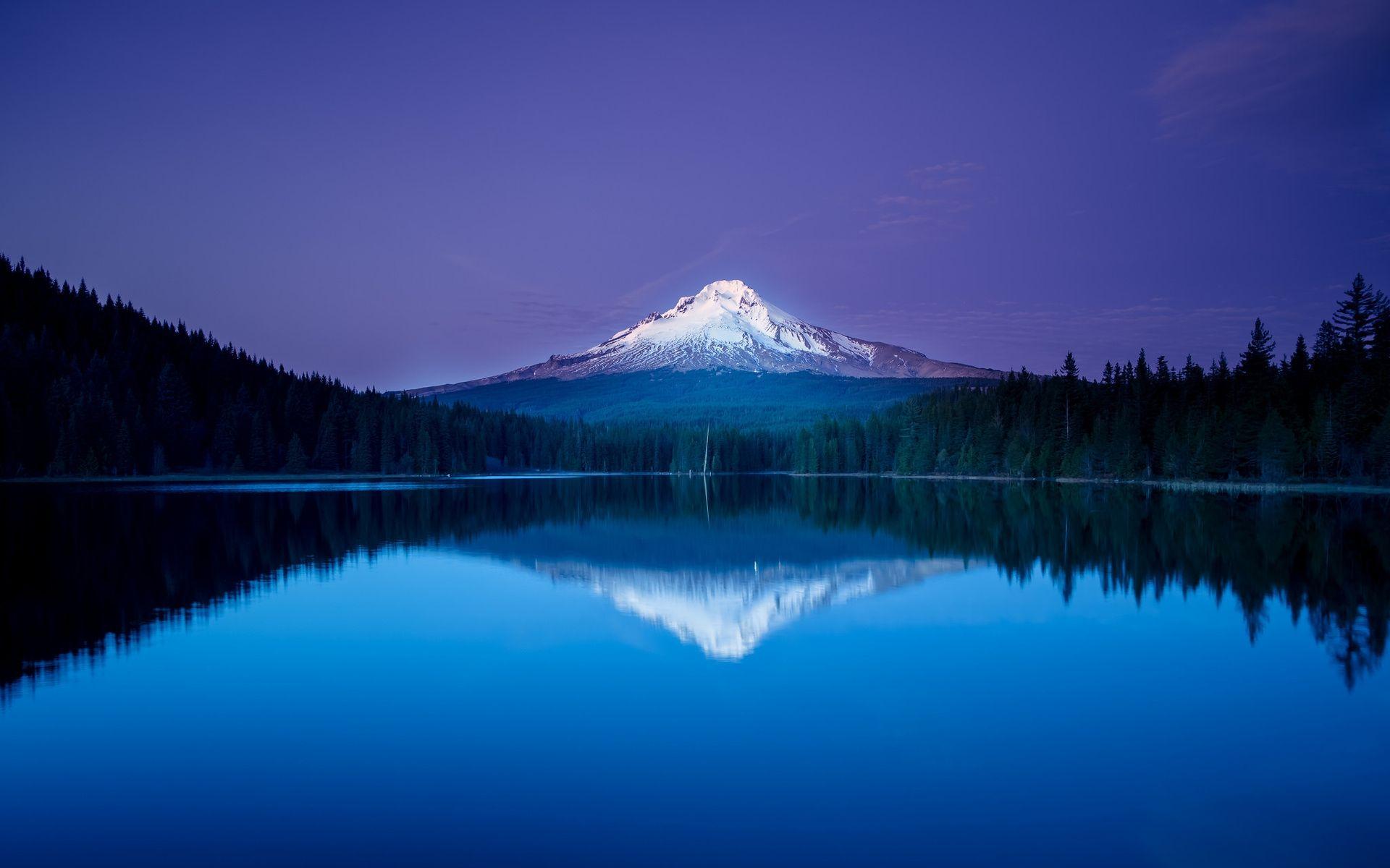 Lake Reflections Wallpapers