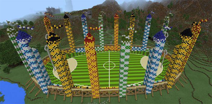 Harry Potter Hogwarts Map In Minecraft Harry Potter Minecraft Hogwarts Minecraft Harry Potter Hogwarts