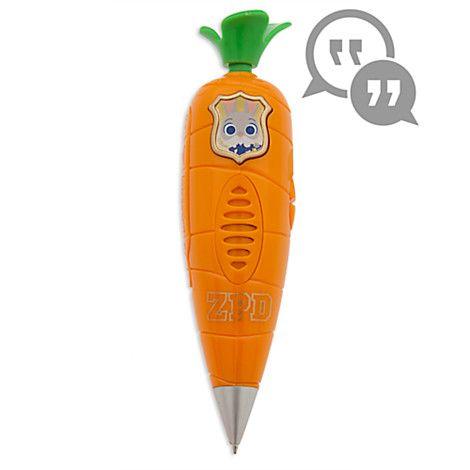stylo zootopie