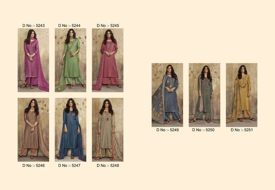 8fdfac63c7 GANGA ETHNIC HUES CATALOGUE WINTER COLLECTION PASHMINA SALWAR KAMEEZ  WHOLESALER PRICE SUPPLIER CONTACT DETAIL: For more info or order You Can  #Contact Or ...