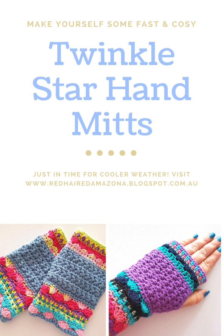 Pin de Brittany Pereira en Crochet Goodies | Pinterest | Mitones ...