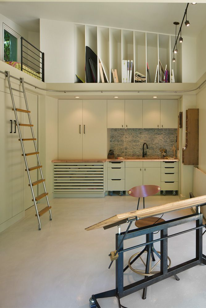 Fairfax Walk Art Studio, Residential