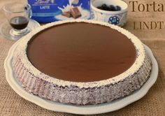 TORTA  LINDT Ricetta dolce