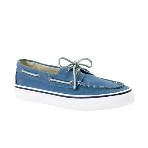 shop for mens sperry topsider bahama casual shoe in blue