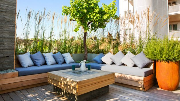 pallet furniture outdoor - Google Search Pallet Furniture - Terrace Design