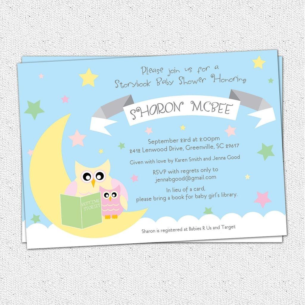 Stylish Baby Shower Invitation Wording Elephant Theme In Baby Shower