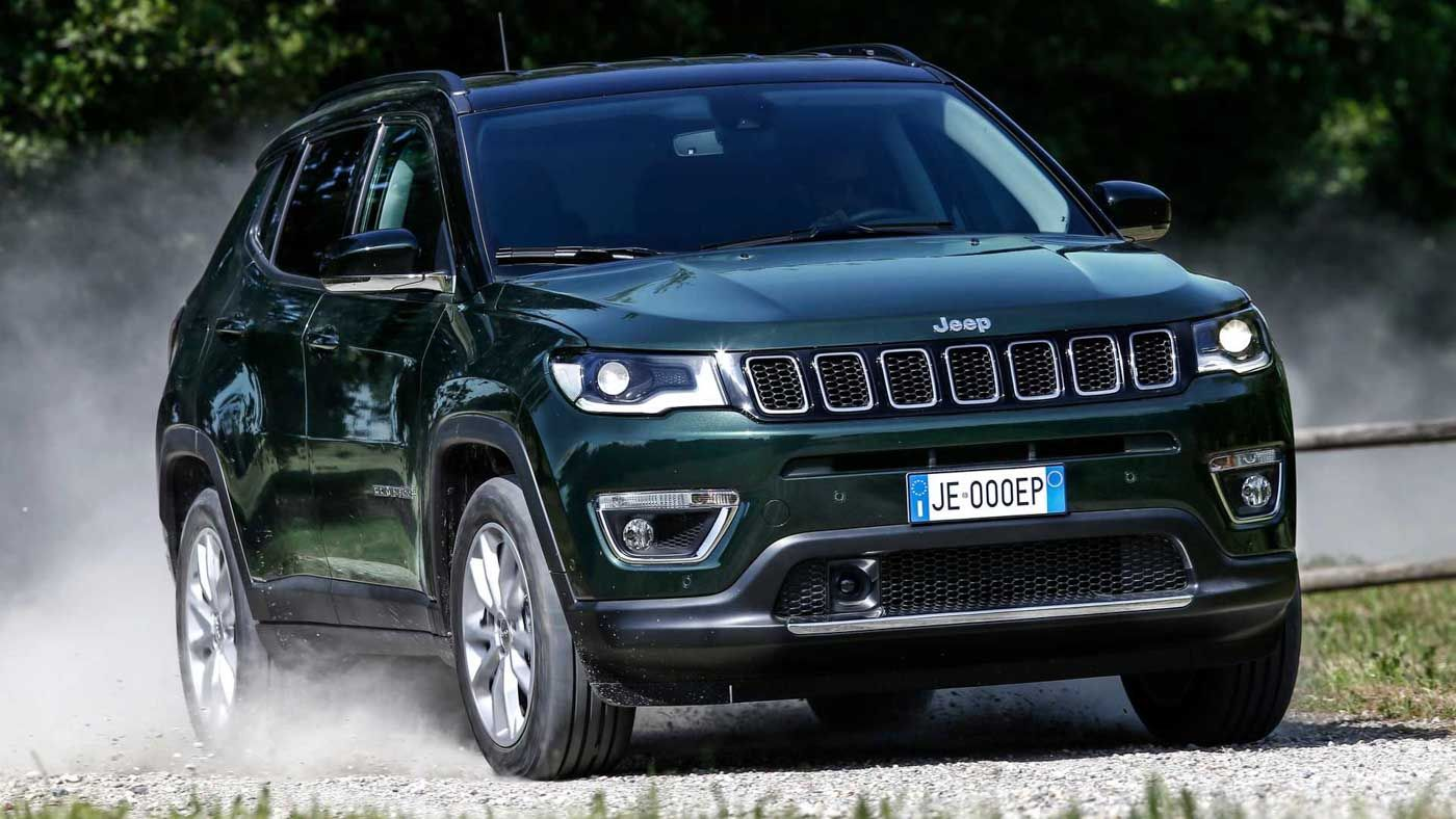 2021 Jeep Compass Facelift Revealed With New 1.3L Turbo