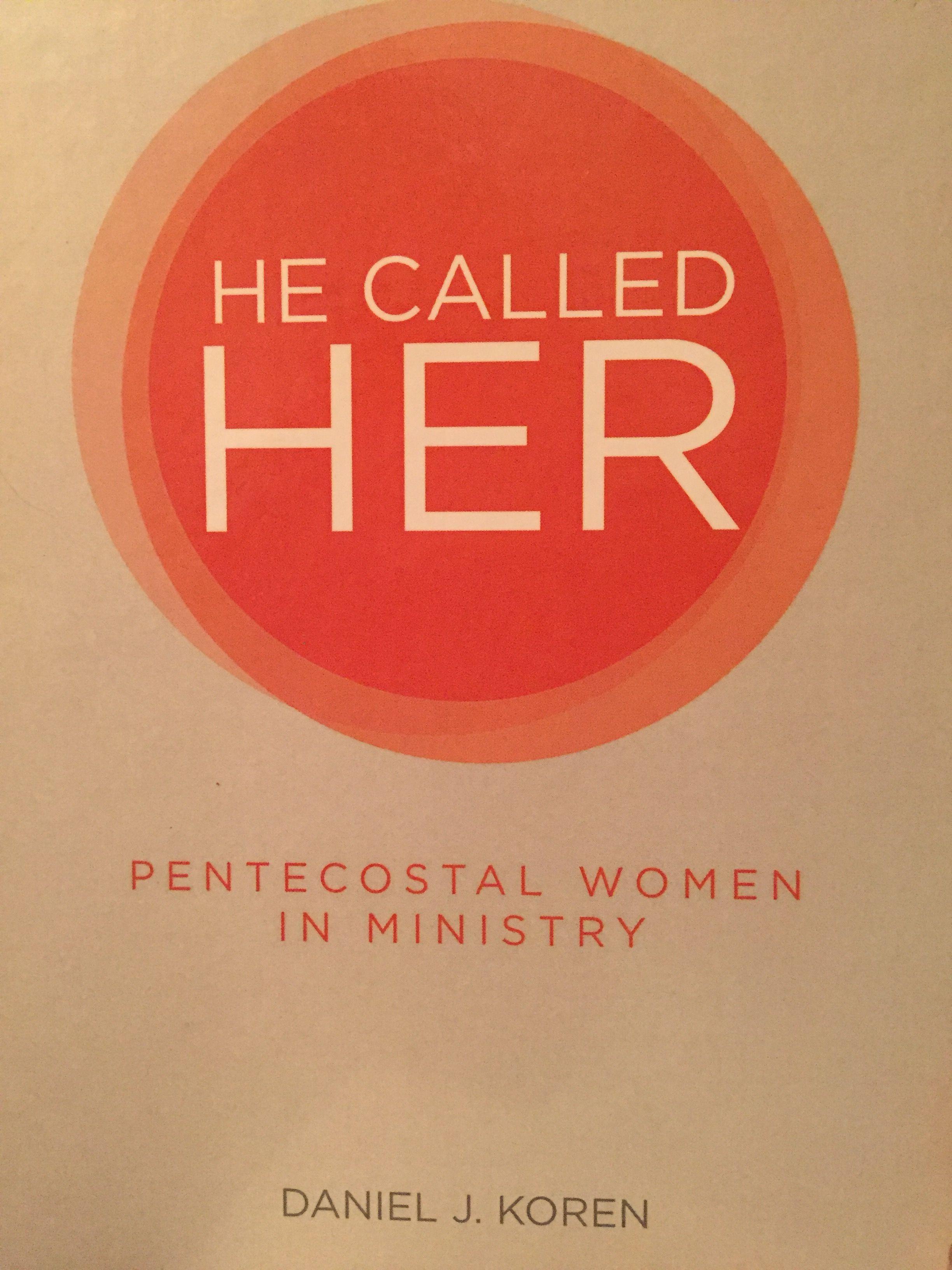 Pentecostal beliefs women