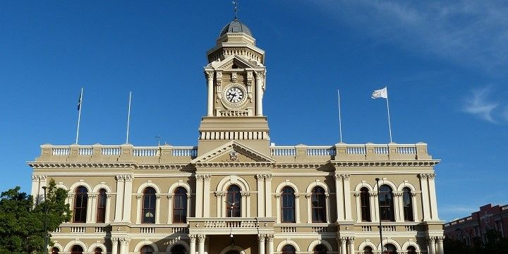 Town Hall, Port Elizabeth, South Africa, Africa